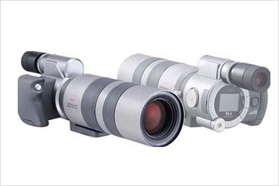各选所需从技术角度谈数码相机的选购