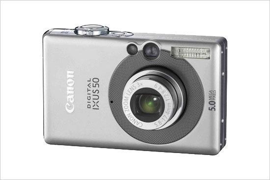 大品牌相继跳水七月数码相机市场精要点评