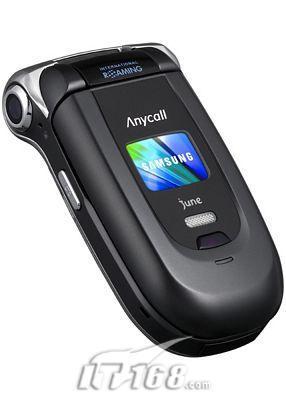 三星SCH-V670:支持国际漫游的旋影手机