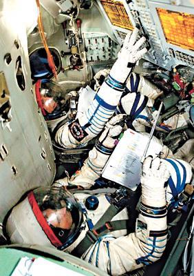 俄通过未来十年太空计划向火星派载人飞船