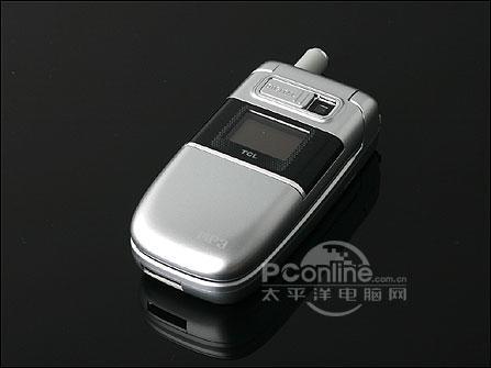 品味银色恋曲TCL新款MP3手机782简单试用