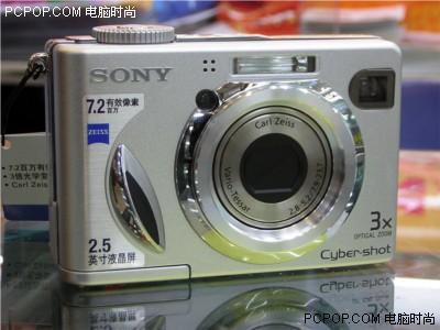 绝不参加价格战索尼700W相机W7降价