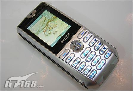 飞利浦DV手机568再降现价仅售1460元