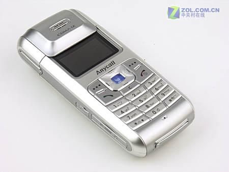 DC终结者500万像素手机三星M509评测