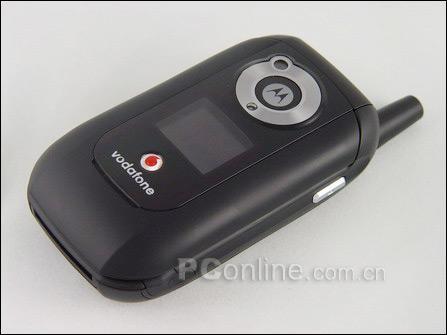 简单人性化MOTO百万像素3G手机V1050评测
