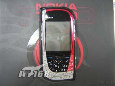 诺基亚经典百万像素手机7610逼进2600元