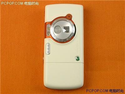 音乐手机旗舰索爱200万像素W800c详尽评测(2)