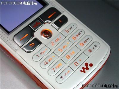 音乐手机旗舰索爱200万像素W800c详尽评测(3)