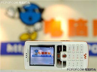 音乐手机旗舰索爱200万像素W800c详尽评测(9)