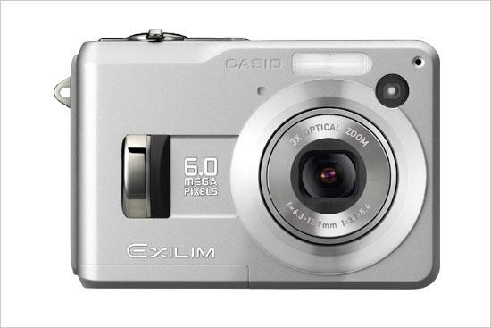 同室操戈卡西欧两部数码相机新品正式发布