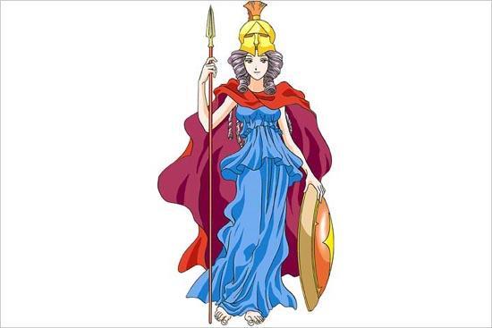 神话传说 看希腊诸神与十二大热门随身听(9)_数