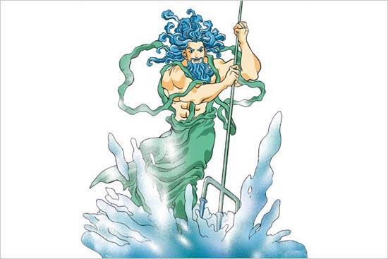 神话传说 看希腊诸神与十二大热门随身听(3)_数