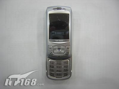 百万像素滑盖手机唯开VK900欲破两千元