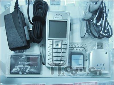 首降300元诺基亚智能商务手机6230i仅2880