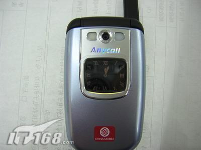 男士专用三星经典E618手机跌至2759元