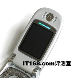 全配蓝牙机摩托罗拉V600仅售1680元(图)