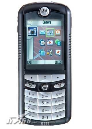老款热卖 摩托罗拉e398手机现已跌破1600高清图片