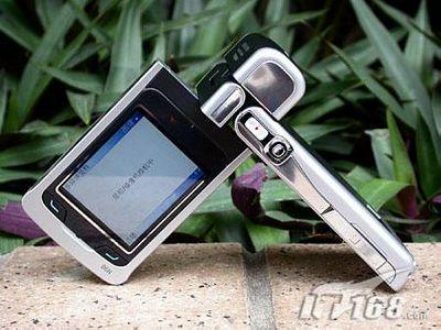 极限影像魅力港行诺基亚N90震撼上市