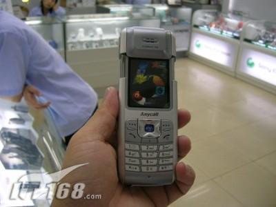 C网手机至尊三星M509大跌800仅售7880元