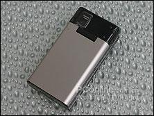 内置石英钟手机阿尔卡特简约折叠S850评测(2)
