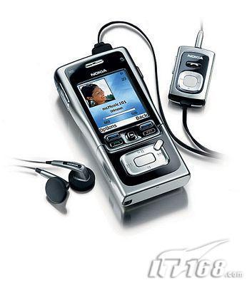 重整河山待来年诺基亚音乐手机N91推迟上市