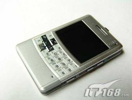 欲与刀锋试比薄NECN923手机现售3490