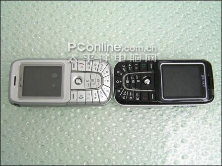 1550元的诱惑百万像素手机MB660到货