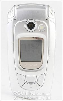 立体声扬声器三星可插卡音乐手机X808评测