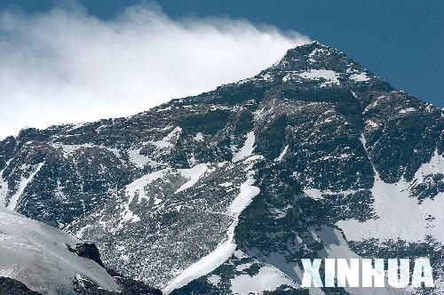 新华网:珠峰有了新高度8844.43米(组图)
