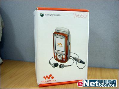 S700与W800合二为一索爱W550i热卖3150元