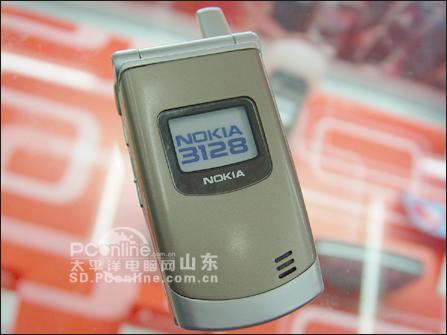 举步维艰诺基亚折叠手机3128再降200元