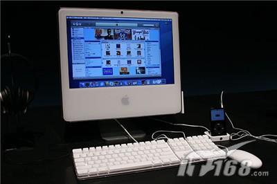 更轻薄艺术品苹果iMacG5新特性全面图解(2)