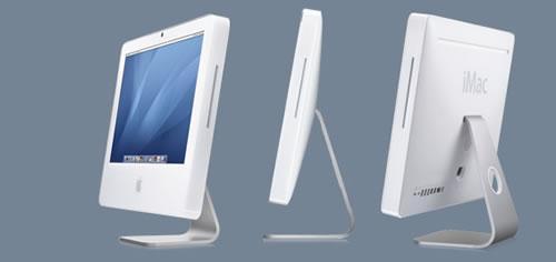 更轻薄艺术品苹果iMacG5新特性全面图解