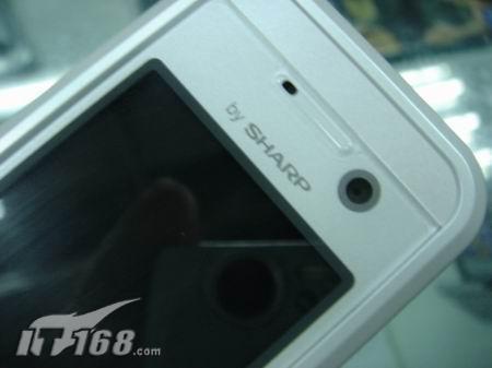 小巧精致夏普3G手机703SH水货上岸(2)