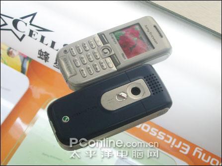 吸引消费者眼球索爱低端音乐手机K300c小跌