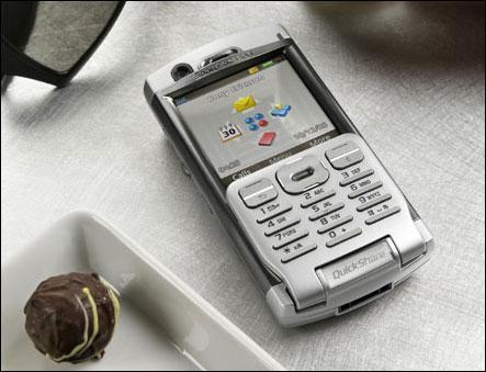 王者归来从索爱P990看SymbianUIQ出路