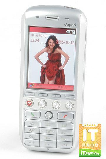 多媒体音乐手机新锐多普达586详尽评测