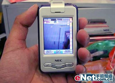 卡片一族普及价NEC手写N508售价2080元