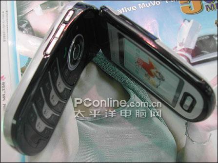 夏新百万像素可插卡多媒体手机M650上市