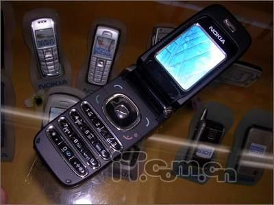 性价比不高诺基亚6060手机售价1349元