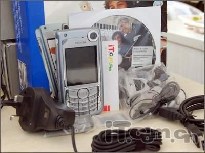 跌近3000诺基亚3G手机6680狂超值