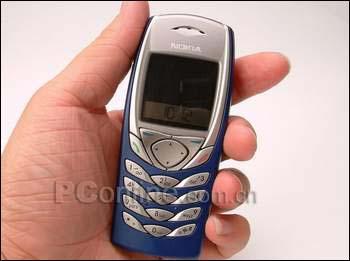 绝对超值诺基亚经典商务手机6100不足千元