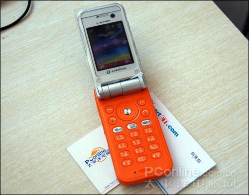 3G风云仔起夏普亮屏手机V703SH只卖2500元