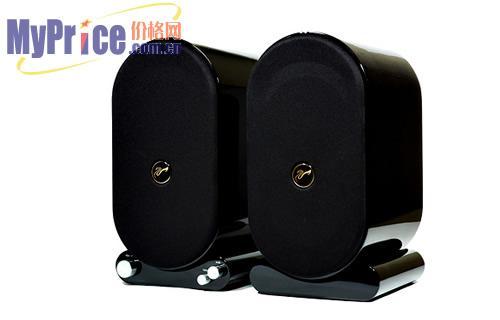 惠威s200a音乐多媒体音箱采用了两分频导相式结构
