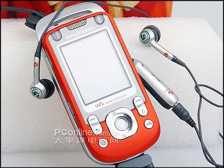 音乐不停歇索爱超炫音乐手机W550c上市