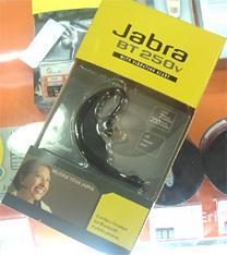 带震动的蓝牙耳机JabraBT250v开卖