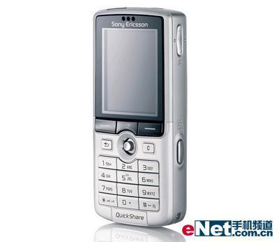 配置相同价低一百索爱银色K750c更超值