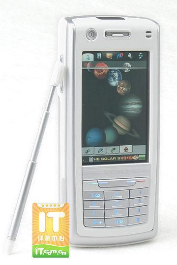 横空出世诺基亚UIQ智能手机6708深入评测