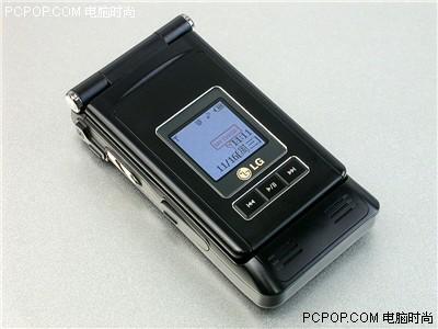 秀外慧中LG超薄折叠音乐手机G912评测