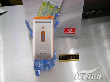 跳水两百夏普V703手机只售2380元